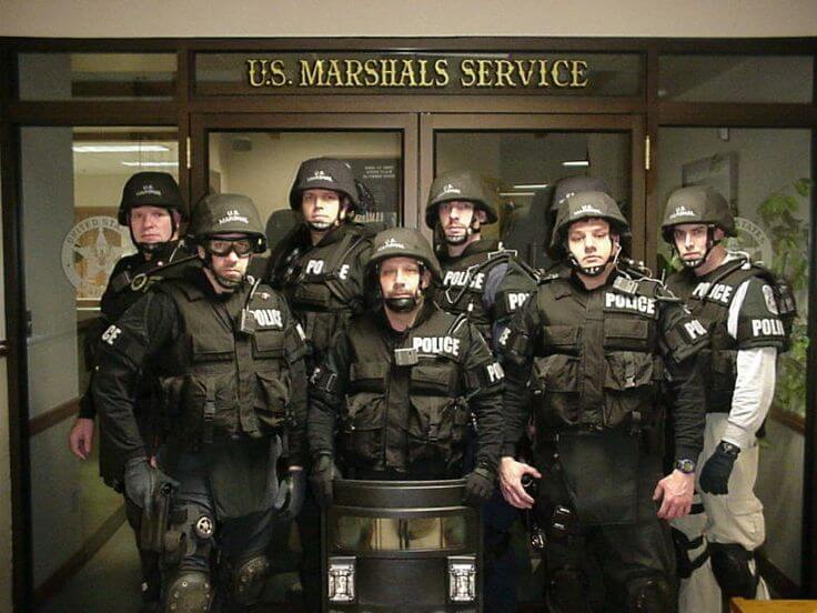 us marshals definition