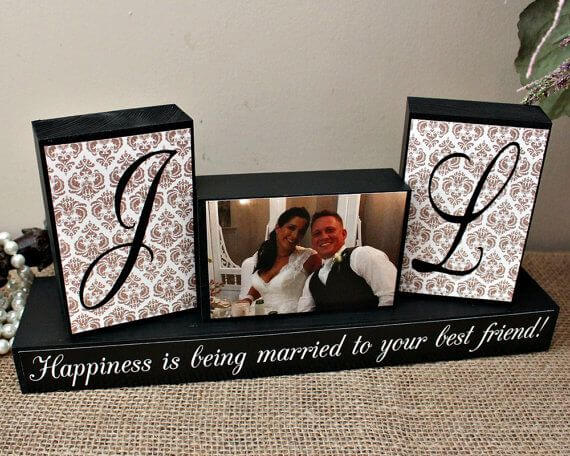 Wedding Couple Gift Ideas: Personalized Wedding Gifts Ideas And Unique Wedding Gifts