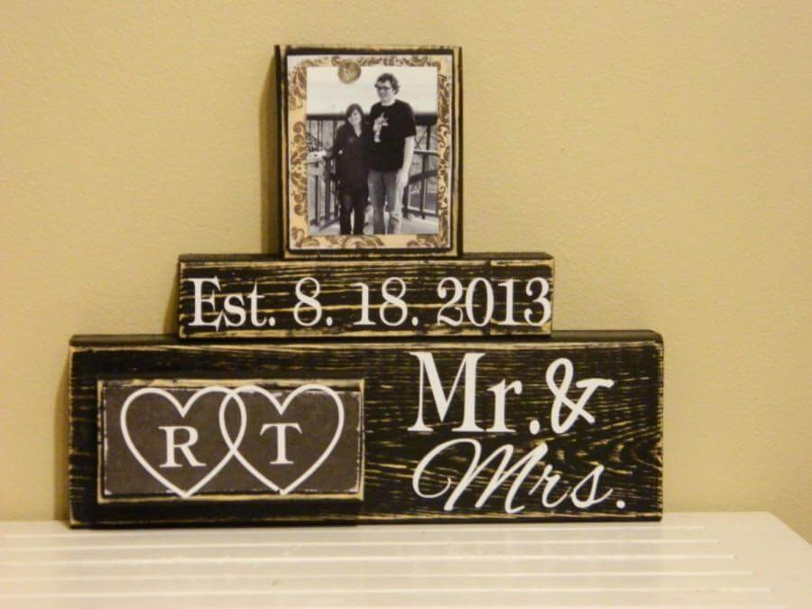 Wedding Gift Personalised: Personalized Wedding Gifts Ideas And Unique Wedding Gifts