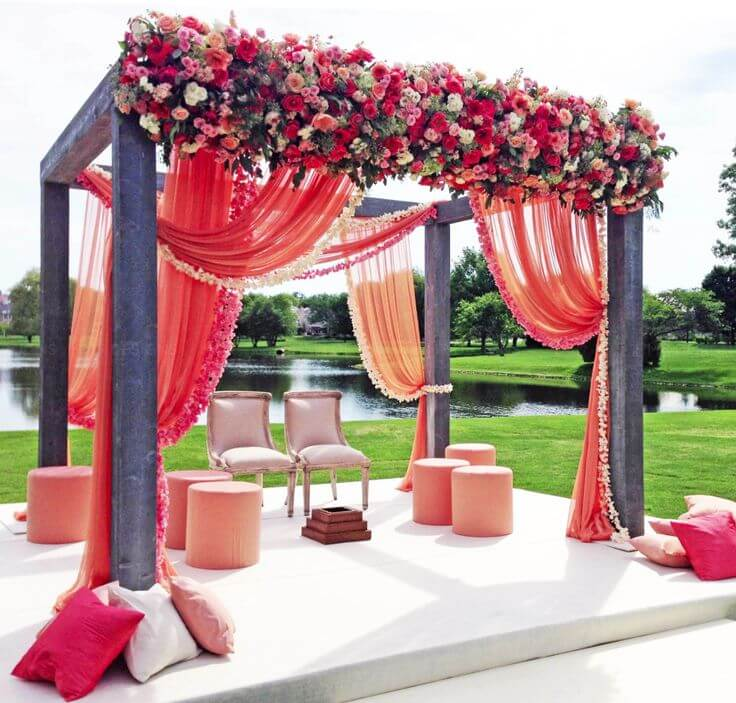 Simple Outdoor Wedding Reception Ideas: This Weeks √ 14+ Elegant Outdoor Wedding Decorations