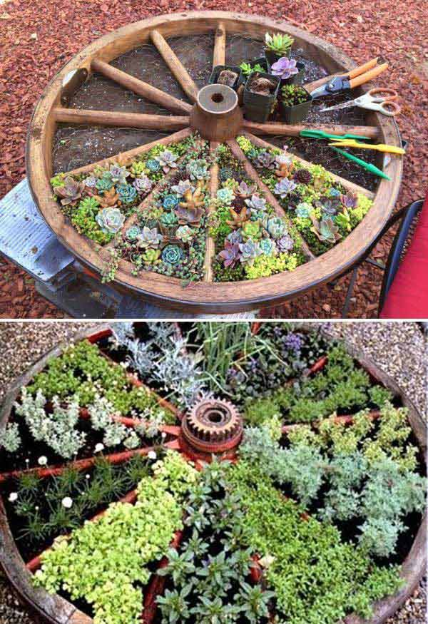 garden ideas pictures
