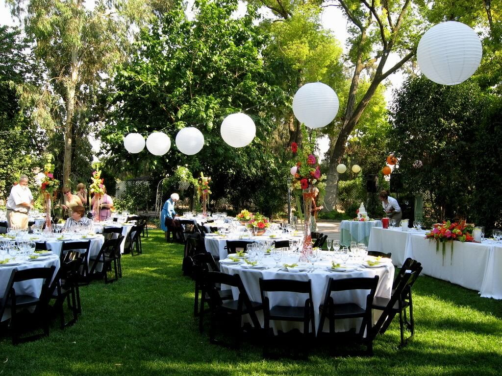 This weeks 14 elegant outdoor wedding decorations minimalist ideas outdoor wedding decorations junglespirit Gallery