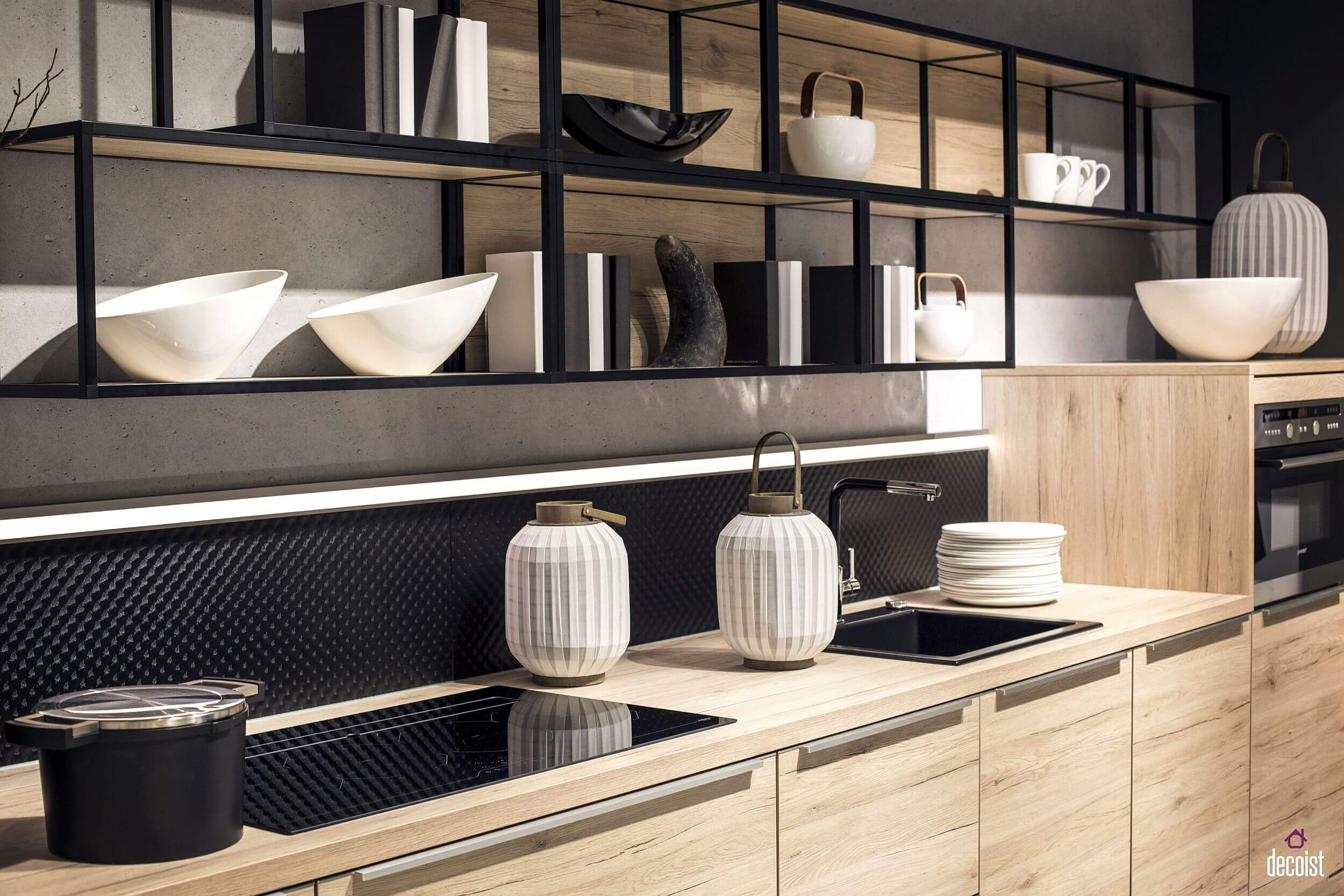 pretty design ideas kitchen shelving ideas.  Best 7 Kitchen Design Ideas For your Home Beautiful