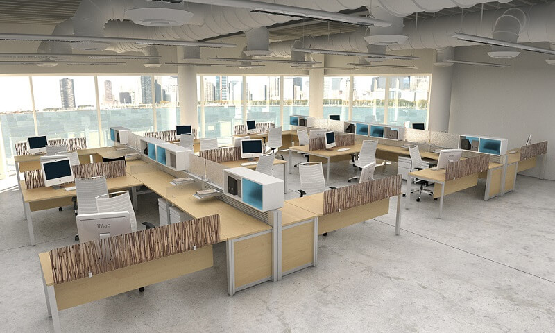 office design layout