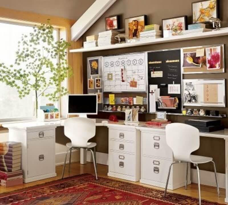 Small Home Office Ideas For Men And Women: √15+ Creative Business Office Design Ideas For Men