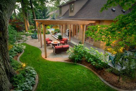 Small yard landscaping ideas